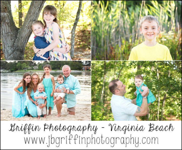 Virginia Beach Family Portrait Child Photographer