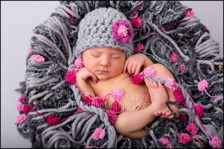 Virginia Beach newborn studio photographer